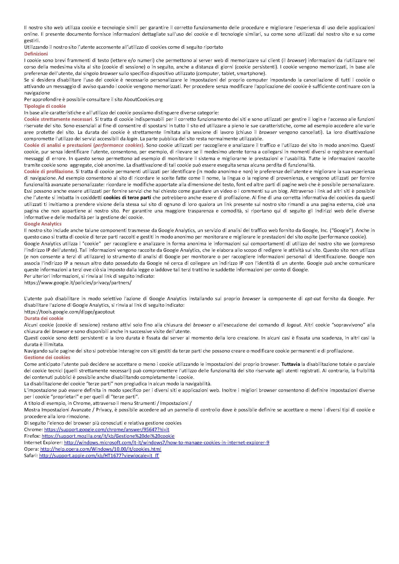 informativa cookie_ITA. pagina singola